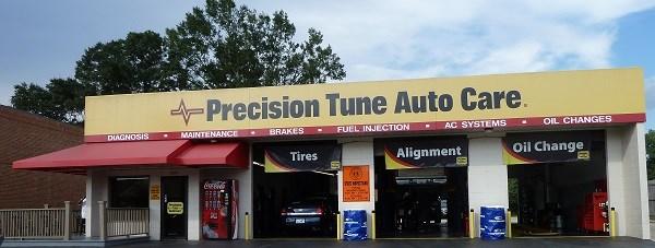 Baton Rouge Louisiana Auto Maintenance And Repair Shop Precision