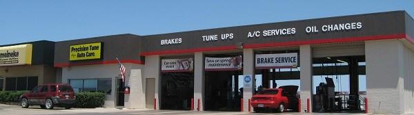 killeen texas auto maintenance  repair shop precision tune auto care