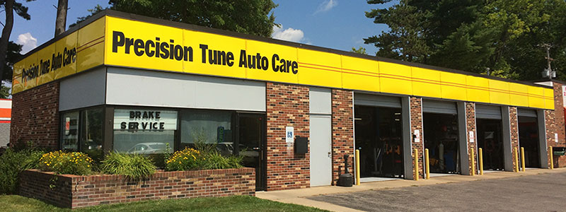 Traverse City Michigan Auto Maintenance And Repair Shop Precision