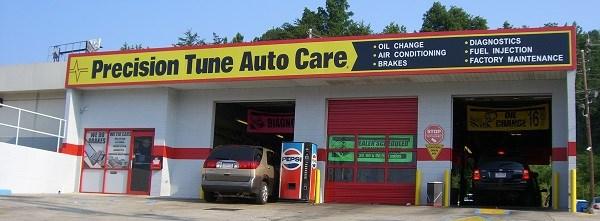 Precision tune auto care birmingham alabama