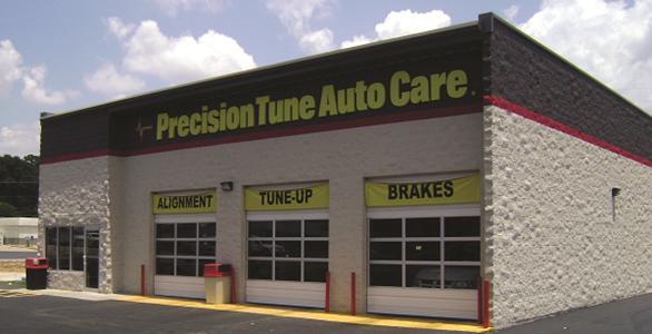 Precision Tune Auto Care 2040 Forestdale Blvd Birmingham Al