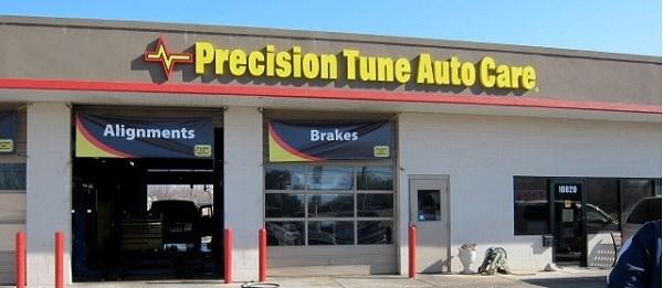 Oklahoma City Oklahoma Auto Maintenance And Repair Shop Precision