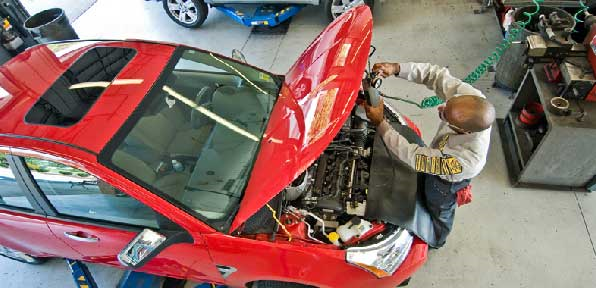 Raleigh, North Carolina Auto Maintenance and Repair Shop | Precision