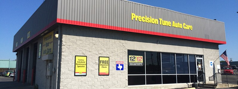 copperas cove texas auto maintenance  repair shop precision tune auto care